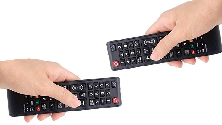 mando universal configurar