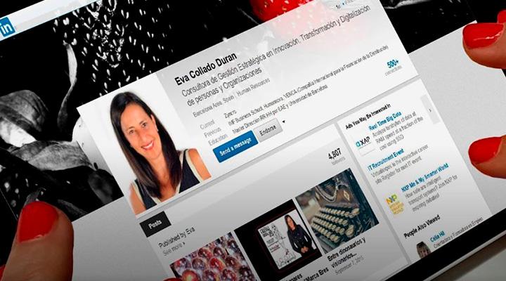 Eva Collado emprendedora de éxito en Recursos Humanos