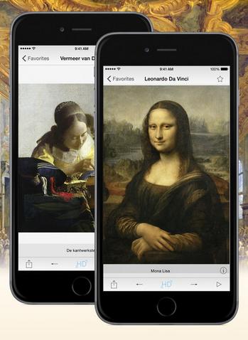 App Louvre