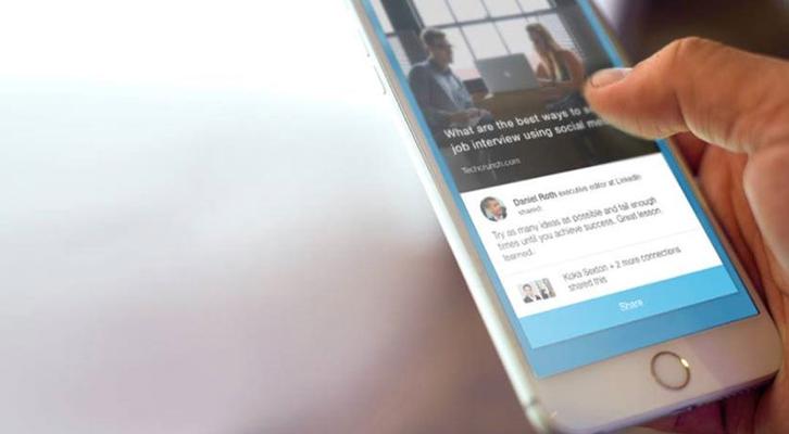 LinkedIn también puede ayudarte a encontrar clientes