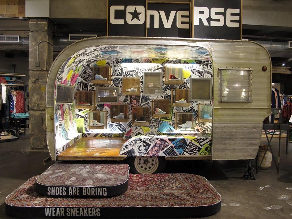 Pop Up Store Converse