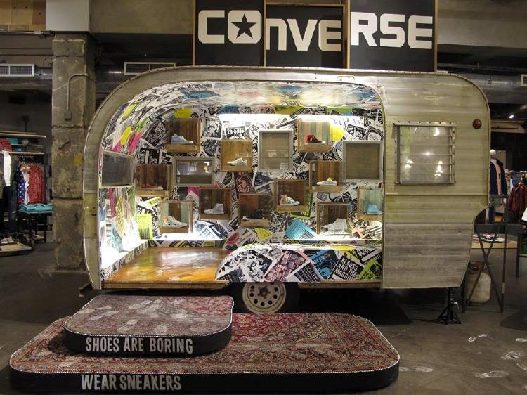 Pop Up Store Converse