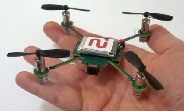 dron mecam
