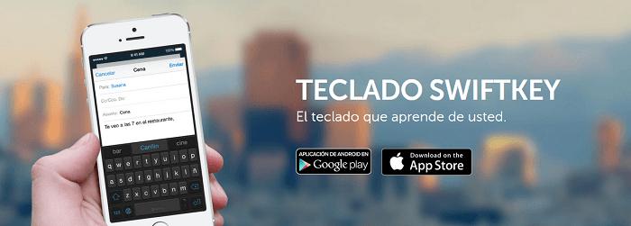 app de teclado para iphone