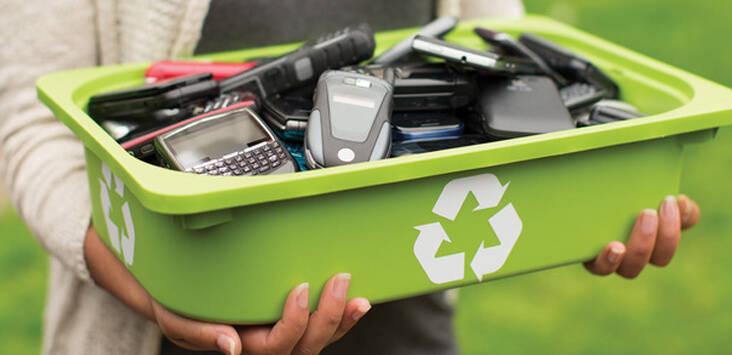 vender reciclar móviles viejos
