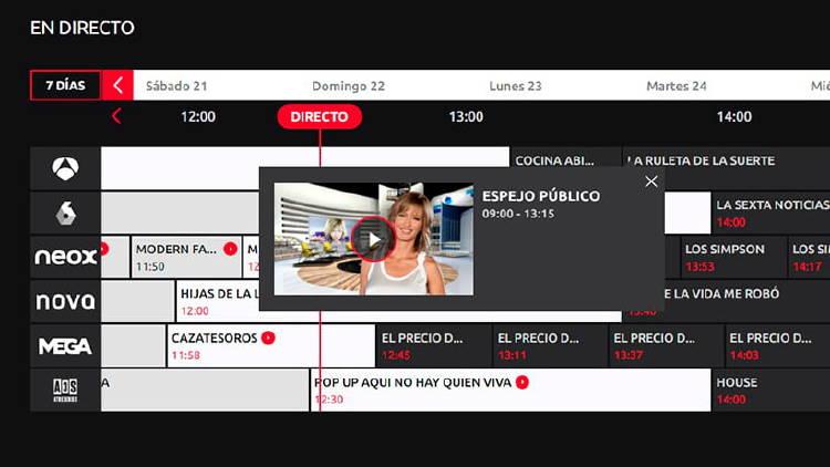 Tv online por internet ordenador