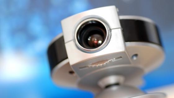 configurar la webcam