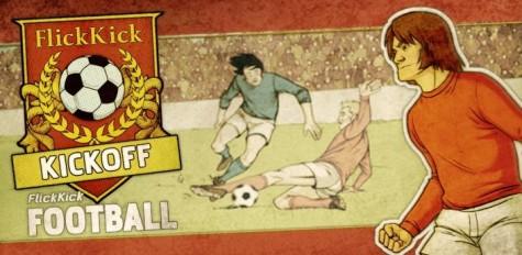 juego fútbol para móvil | Flick Kick