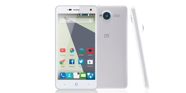 diseño del ZTE Blade L3