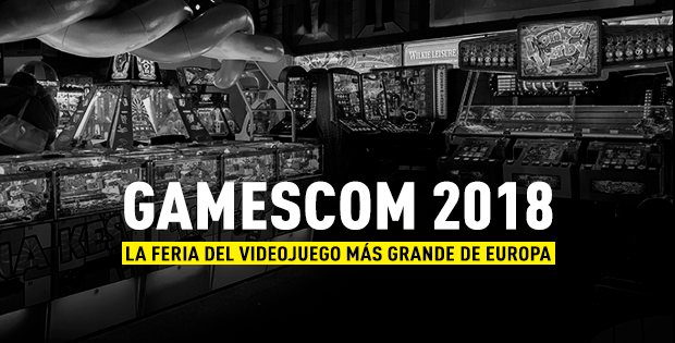 Gamescom evento