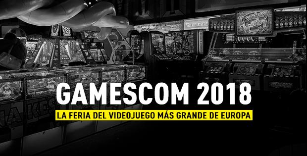 Gamescom evento