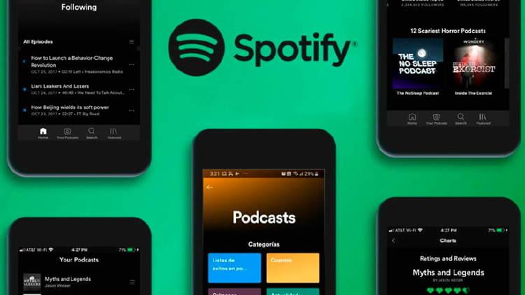 spotify app musica