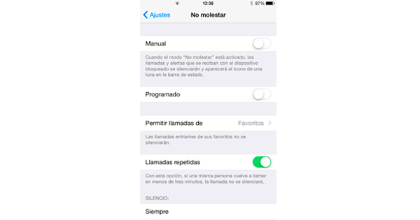 bloquear SMS iphone