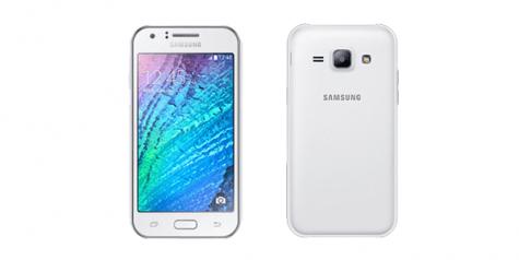 móvil Samsung Galaxy J1