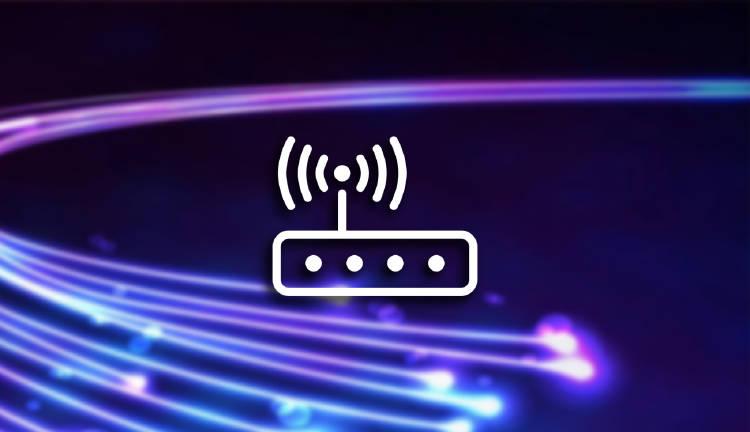 router wifi fibra óptica