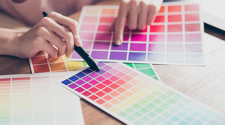 Cómo hablan de tu negocio los colores corporativos