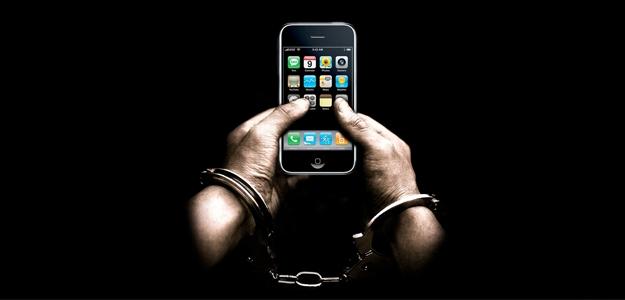 encadenado smartphone