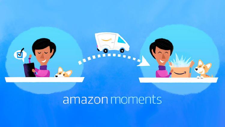 qué es Amazon Moments