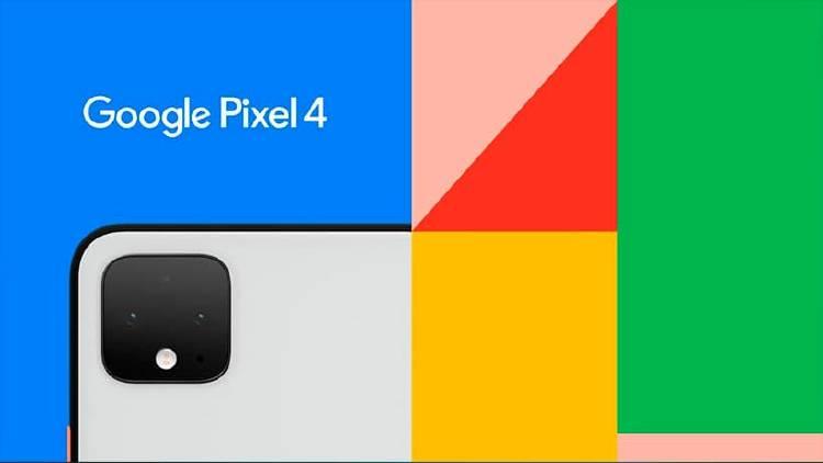 Camaras Google Pixel 4