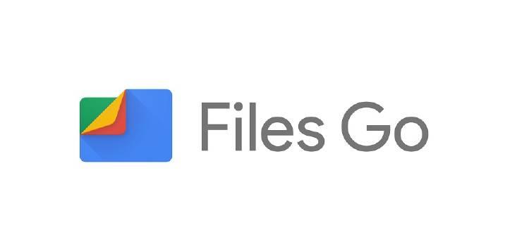 logotipo de Google Files Go
