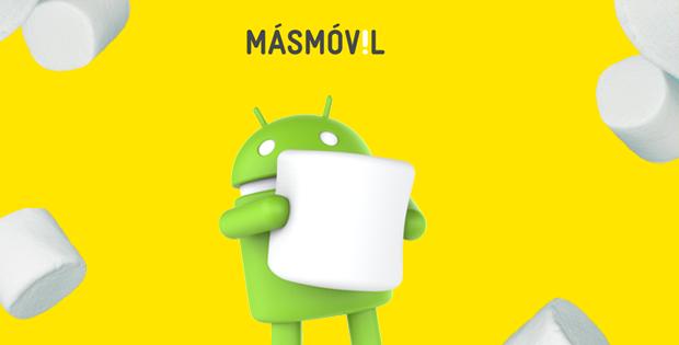 Los móviles que llevarán Android Marshmallow