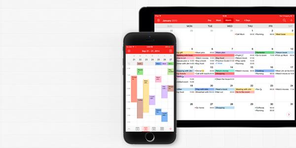 app calendario tiny calendar