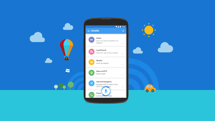 Siri para Android, la alternativa a Google Now | Hound