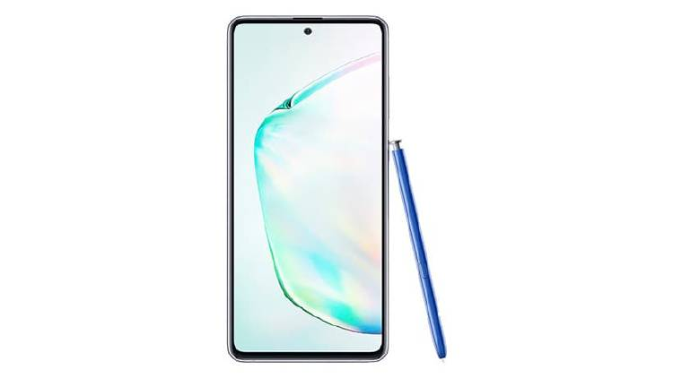 Note 10 Lite móviles CES 2020