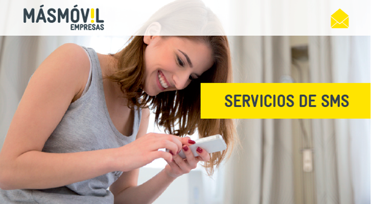 Servicio de SMS especial para empresas