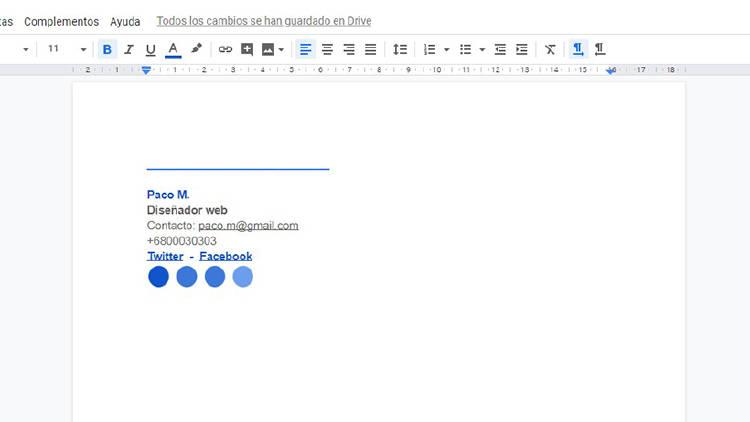 Personaliza tu correo electrónico con tu firma en unos sencillos pasos