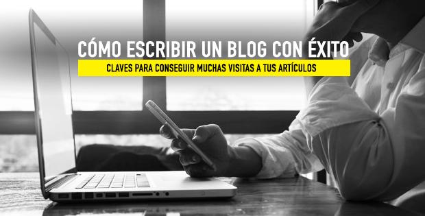 escribir artículos para un blog