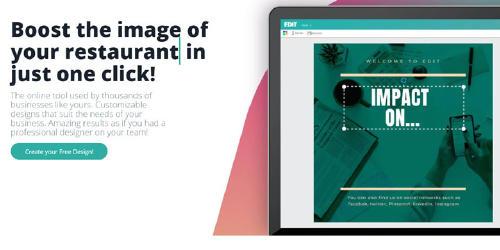 carta online restaurante