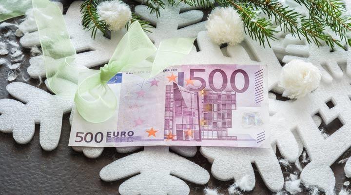 Lotería de Navidad empresa