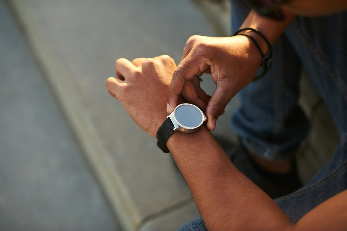 El reloj que funciona con energía solar