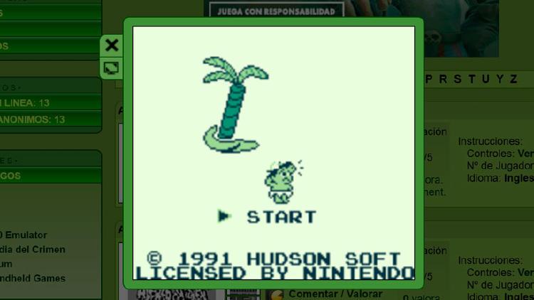 juegos retro ordenador