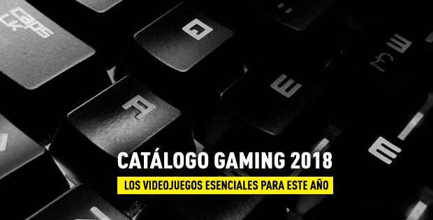 Lanzamientos juegos PC 2018