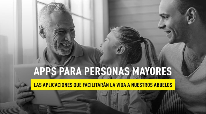 Mejores apps personas mayores