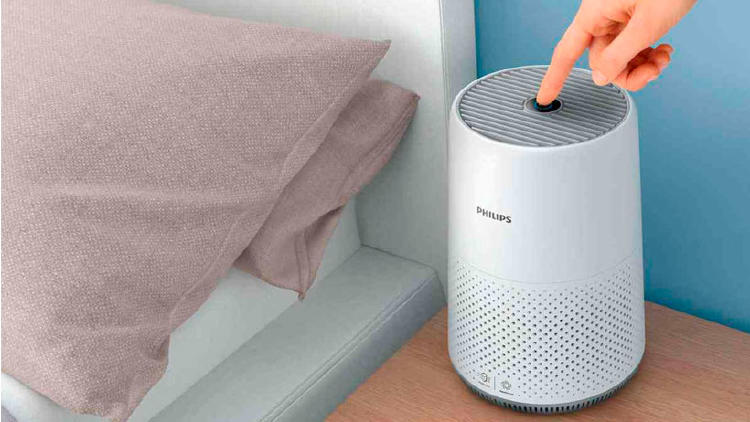 purificador aire philips