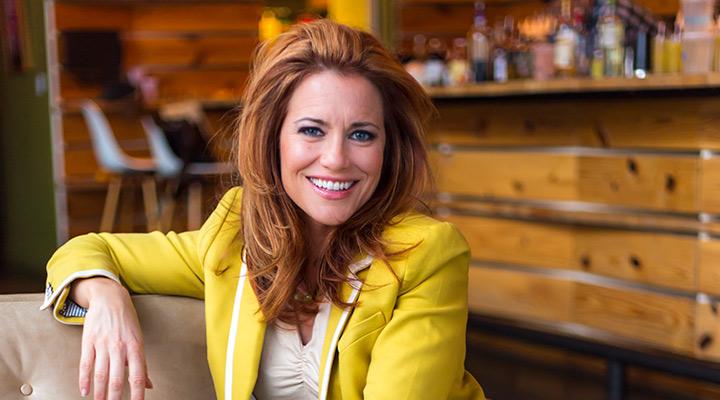Ingrid Vanderveldt, una de las mujeres más influyentes del mundo