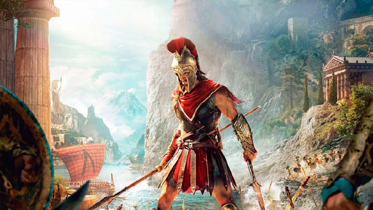 Assassin's Creed Odyssey juegos google stadia