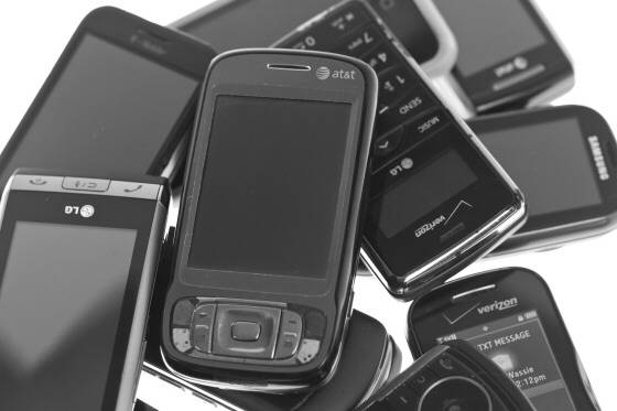 móviles antiguos