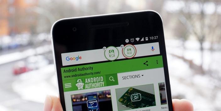 ¿Qué navegador es mejor para Android? | link bubble browser