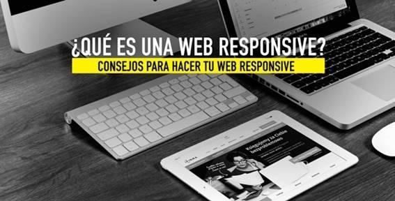 Consejos para hacer una web responsive