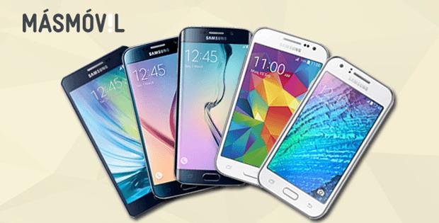 Los mejores smartphones de Samsung en lo que llevamos de 2015