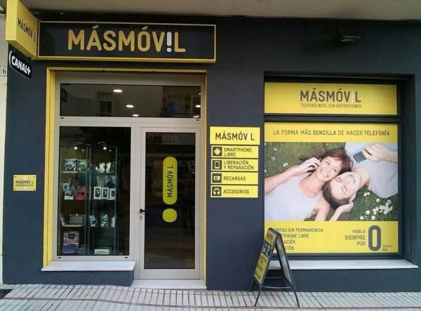 Tienda distribuidor MÁSMÓVIL