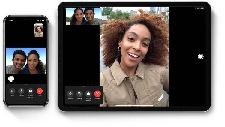 face time iphone videollamada