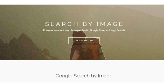 Buscador por imágenes en el móvil