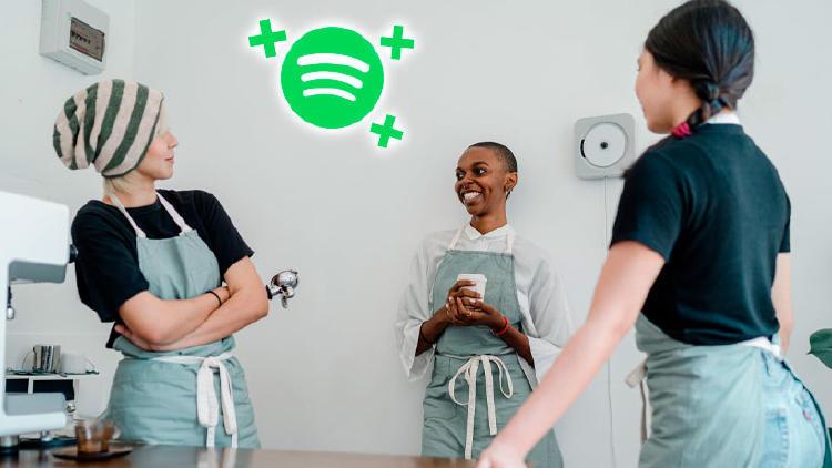 Playlist colaborativa spotify amigos