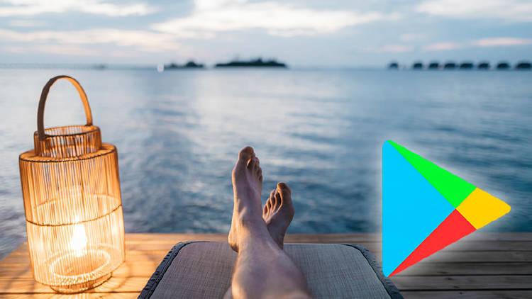 Apps meditar y relajarnos