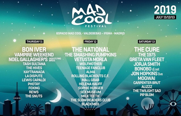 cartel madc cool festival 2019